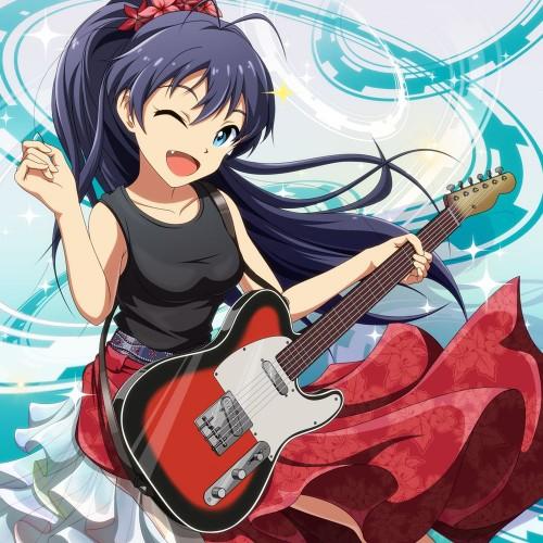 二次 非エロ 萌え 楽器 ヘッドフォン ギター 二次非エロ画像 guitar2015060901