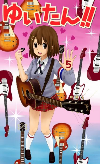 二次 非エロ 萌え 楽器 ヘッドフォン ギター 二次非エロ画像 guitar2015060927