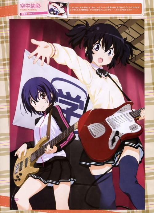 二次 非エロ 萌え 楽器 ヘッドフォン ギター 二次非エロ画像 guitar2015060947