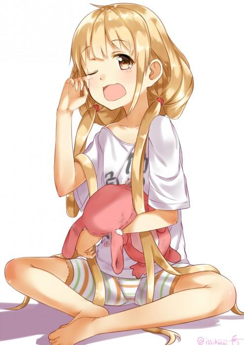二次 エロ 萌え フェチ ブロンド 金髪 髪型 黄色 二次エロ画像 kinpatsu2015062515