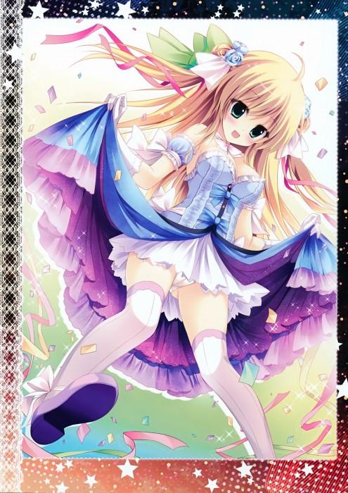 二次 エロ 萌え フェチ ブロンド 金髪 髪型 黄色 二次エロ画像 kinpatsu2015062524