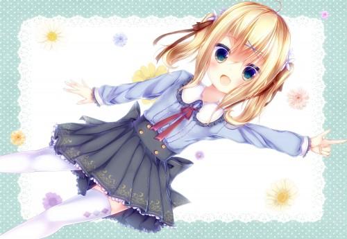 二次 エロ 萌え フェチ ブロンド 金髪 髪型 黄色 二次エロ画像 kinpatsu2015062528