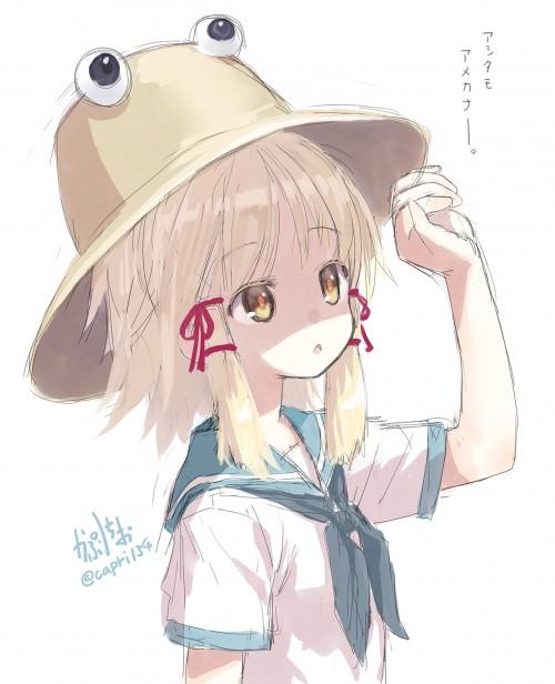二次 エロ 萌え フェチ ブロンド 金髪 髪型 黄色 二次エロ画像 kinpatsu2015062529