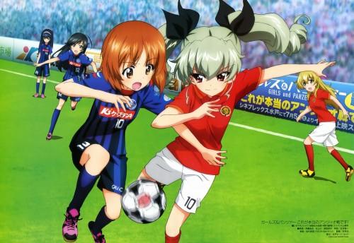 二次 非エロ 萌え フェチ コスプレ スポーツ少女 サッカーユニフォーム ボール 二次非エロ画像 soccer2015061420