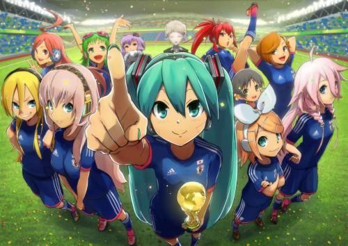 二次 非エロ 萌え フェチ コスプレ スポーツ少女 サッカーユニフォーム ボール 二次非エロ画像 soccer2015061431