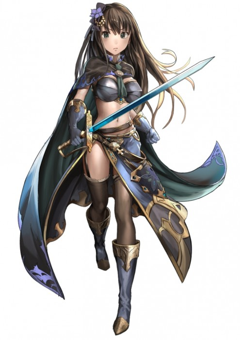 二次 エロ 萌え フェチ 格好良い女 武装少女 武器娘 女騎士 おっぱいのついたイケメン 剣 刀 ソード ビキニアーマー 甲冑 鎧 くっ…殺せ! アナル弱そう 二次エロ画像 yoroi2015061032