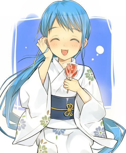 二次 萌え エロ フェチ 和服 着物 浴衣 はだけた 花火 脱衣 季節 夏 お祭り 二次エロ画像 yukata2015070120