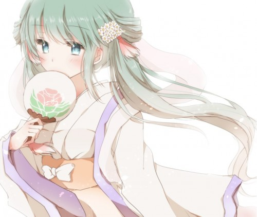 二次 微エロ ゲーム ボーカロイド 初音ミク 萌え 天使 桜ミク ただでさえ天使のミクが かわいい 桜ミク 雪ミク ボトルミク ツインテール 青緑髪 緑髪 いちご白無垢 二次非エロ画像 hatsunemiku2015070926