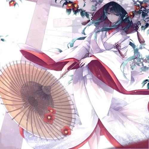 二次 微エロ ゲーム ボーカロイド 初音ミク 萌え 天使 桜ミク ただでさえ天使のミクが かわいい 桜ミク 雪ミク ボトルミク ツインテール 青緑髪 緑髪 いちご白無垢 二次非エロ画像 hatsunemiku2015070945