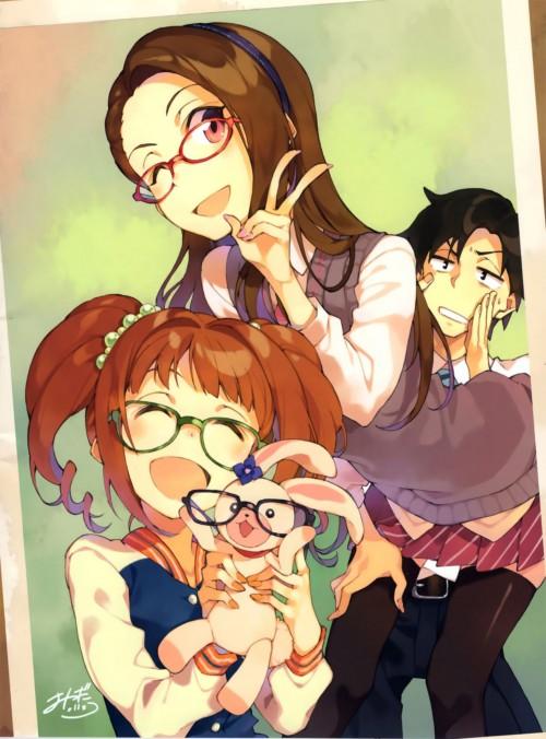 二次 エロ 萌え フェチ メガネ めがね 眼鏡 眼鏡っ娘 二次エロ画像 megane2015072347