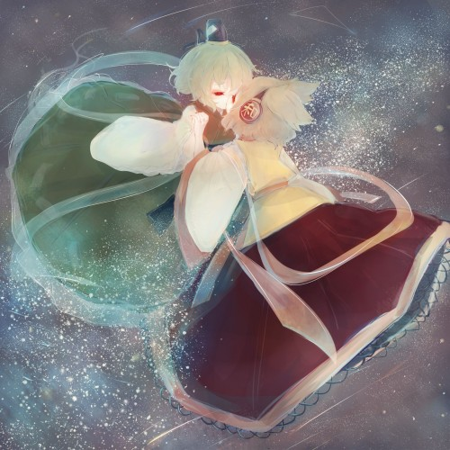 二次 非エロ 萌え 夏 七夕 笹 織姫 彦星 夜 短冊 美少女風景 浴衣 二次非エロ画像 tanabata2015070718