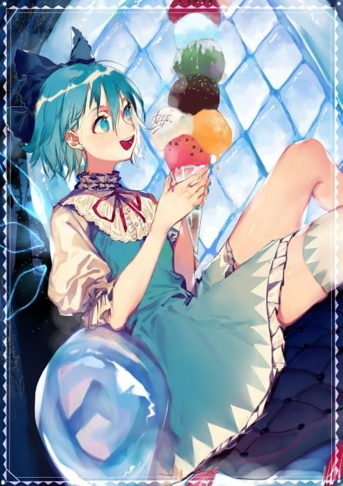 二次 エロ 萌え ゲーム 東方project チルノ ロリ 氷の妖精 ロリ 貧乳 ⑨ バカ おてんば リボン 冷気を操る程度の能力 氷を操る程度の能力 あたいったら最強ね 二次エロ画像 chirno2015081629