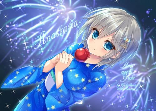 二次 萌え エロ フェチ 和服 着物 浴衣 はだけた 花火 脱衣 季節 夏 お祭り 二次エロ画像 yukata2015082401