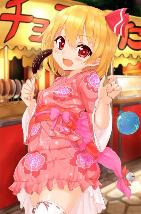 二次 萌え エロ フェチ 和服 着物 浴衣 はだけた 花火 脱衣 季節 夏 お祭り 二次エロ画像 yukata2015082430
