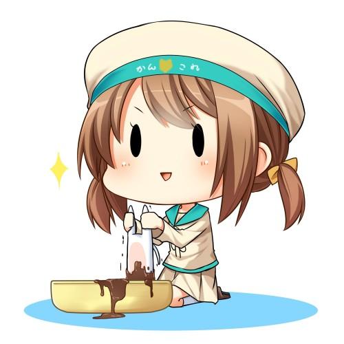 二次 非エロ 萌え デフォルメ チビキャラ SDキャラ 2頭身 二次非エロ画像 chibichara2015091929