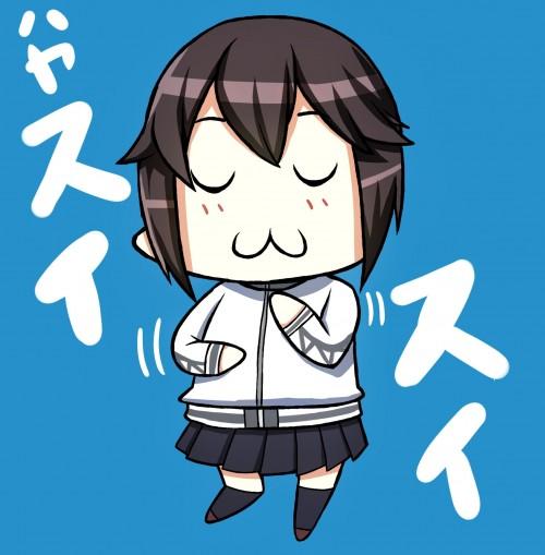 二次 非エロ 萌え デフォルメ チビキャラ SDキャラ 2頭身 二次非エロ画像 chibichara2015091932