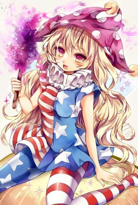 二次 エロ 萌え ゲーム 東方project クラウンピース 金髪 ロリ ストッキング・タイツ 星条旗カラー 帽子 人を狂わす程度のタイツ アメリカン 星条旗のピエロ 人を狂わす程度の能力 地獄の妖精 東方紺珠伝 二次エロ画像 clownpiece2015092301