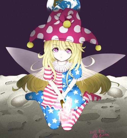 二次 エロ 萌え ゲーム 東方project クラウンピース 金髪 ロリ ストッキング・タイツ 星条旗カラー 帽子 人を狂わす程度のタイツ アメリカン 星条旗のピエロ 人を狂わす程度の能力 地獄の妖精 東方紺珠伝 二次エロ画像 clownpiece2015092303