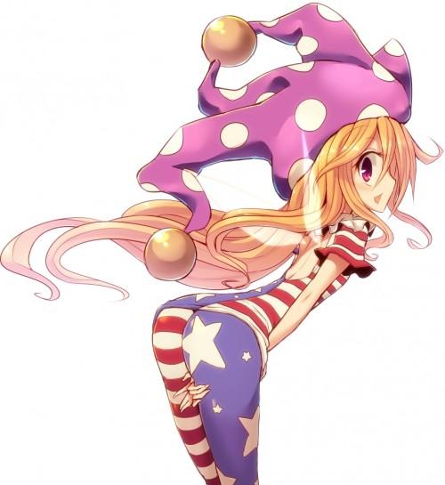 二次 エロ 萌え ゲーム 東方project クラウンピース 金髪 ロリ ストッキング・タイツ 星条旗カラー 帽子 人を狂わす程度のタイツ アメリカン 星条旗のピエロ 人を狂わす程度の能力 地獄の妖精 東方紺珠伝 二次エロ画像 clownpiece2015092326