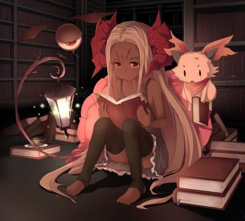 二次 非エロ 萌え フェチ 読書 漫画 雑誌 美少女風景 文学少女 二次非エロ画像 dokusho2015102504
