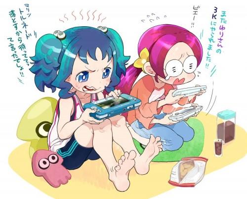 二次 エロ 萌え フェチ ゲーム 娯楽 テレビゲーム 3DS PSP プレステ ファミコン コントローラー 二次エロ画像 game2015100938