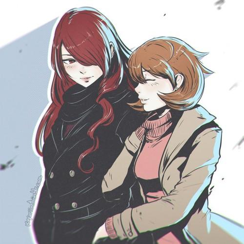 二次 エロ 萌え フェチ 髪の毛で片目が隠れてる ロングヘア 二次エロ画像 katamekakushi2015102341