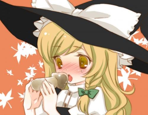二次 エロ 萌え フェチ きのこ 茸 秋 思わせ振り 食べ物 擬似 二次エロ画像 kinoko2015101520
