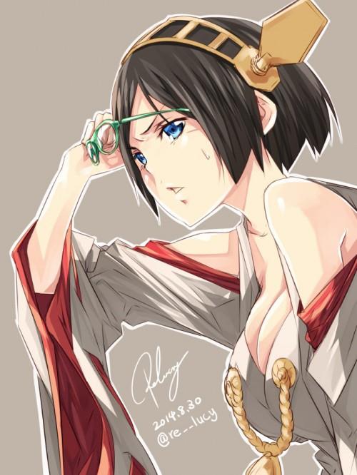 二次 エロ 萌え フェチ メガネ めがね 眼鏡 眼鏡っ娘 二次エロ画像 megane2015102925