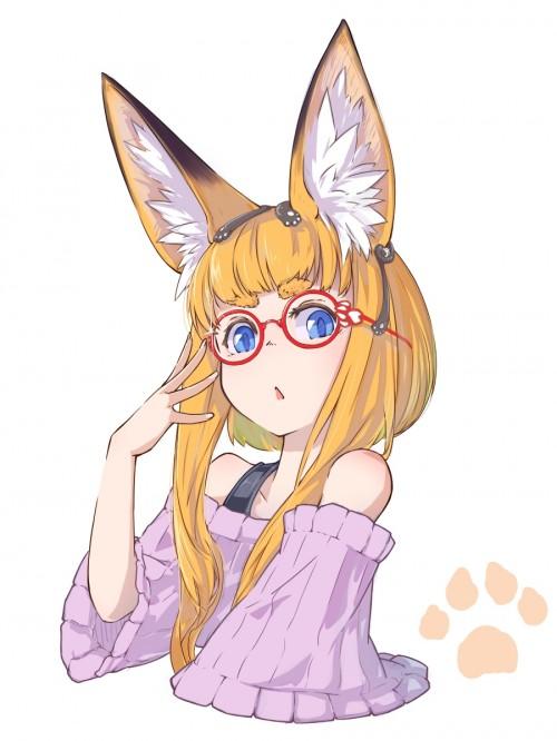 二次 エロ 萌え フェチ メガネ めがね 眼鏡 眼鏡っ娘 二次エロ画像 megane2015102931