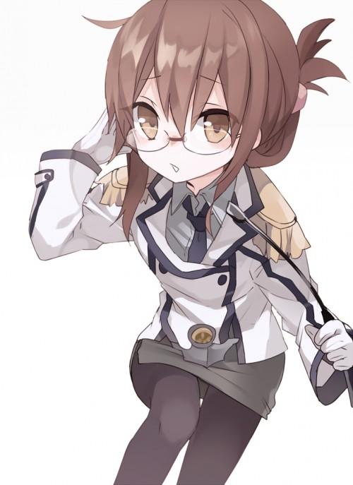 二次 エロ 萌え フェチ メガネ めがね 眼鏡 眼鏡っ娘 二次エロ画像 megane2015102932