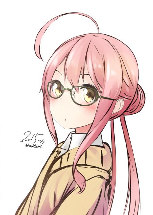 二次 エロ 萌え フェチ メガネ めがね 眼鏡 眼鏡っ娘 二次エロ画像 megane2015102936
