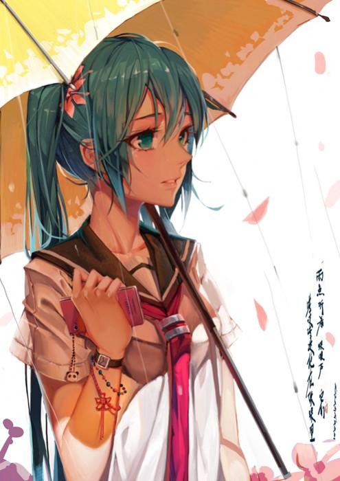 二次 微エロ ゲーム ボーカロイド 初音ミク 萌え 天使 桜ミク ただでさえ天使のミクが かわいい 桜ミク 雪ミク ボトルミク ツインテール 青緑髪 緑髪 いちご白無垢 二次非エロ画像 hatsunemiku2015112021