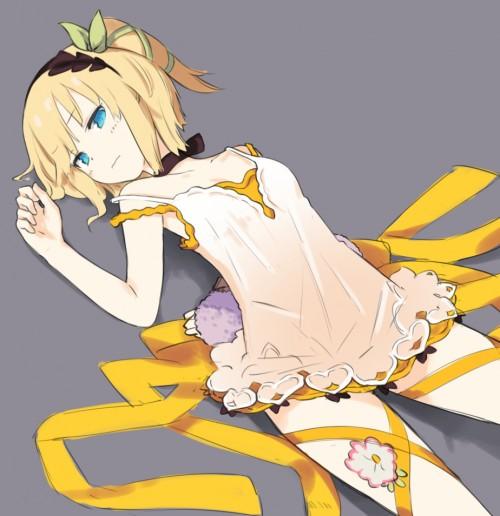 二次 エロ 萌え フェチ ブロンド 金髪 髪型 黄色 二次エロ画像 kinpatsu2015111305