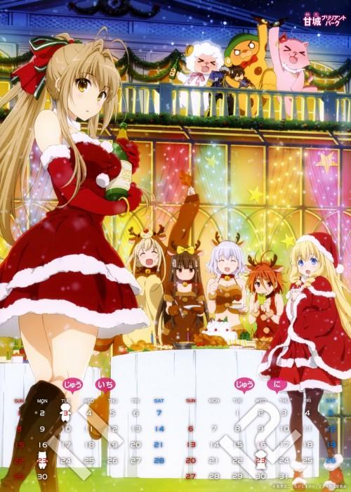 二次 萌え エロ フェチ コスプレ クリスマス 冬 サンタクロース サンタさん 二次エロ画像 santa2015112418