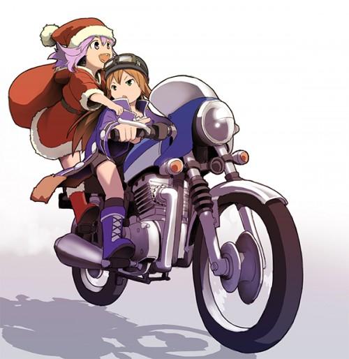 二次 萌え エロ フェチ コスプレ クリスマス 冬 サンタクロース サンタさん 二次エロ画像 santa2015112431