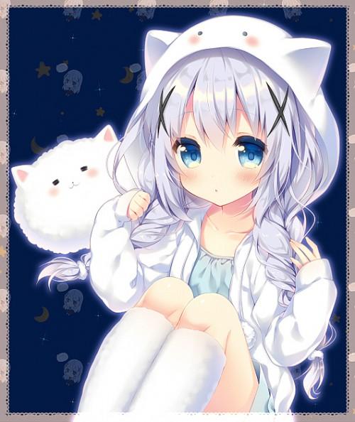 二次 萌え エロ フェチ 髪型 三つ編み おさげ 文学少女 二次エロ画像 mituami2015121017