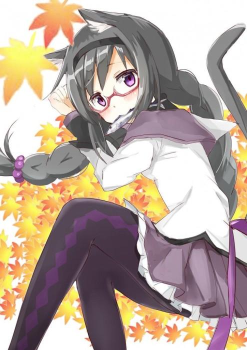 二次 萌え エロ フェチ 髪型 三つ編み おさげ 文学少女 二次エロ画像 mituami2015121041