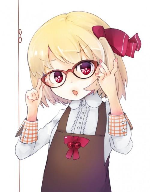 二次 エロ 萌え フェチ メガネ めがね 眼鏡 眼鏡っ娘 二次エロ画像 megane2016011418