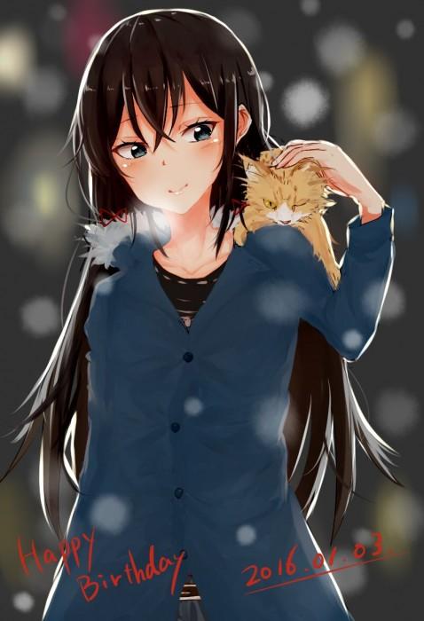 二次 エロ 萌え アニメ フェチ ラノベ やはり俺の青春ラブコメはまちがっている。 雪ノ下雪乃 はまち 俺ガイル 女子高校生 JK 黒髪 ニーソ 貧乳 毒舌 二次エロ画像 yukinoshitayukino2016010608