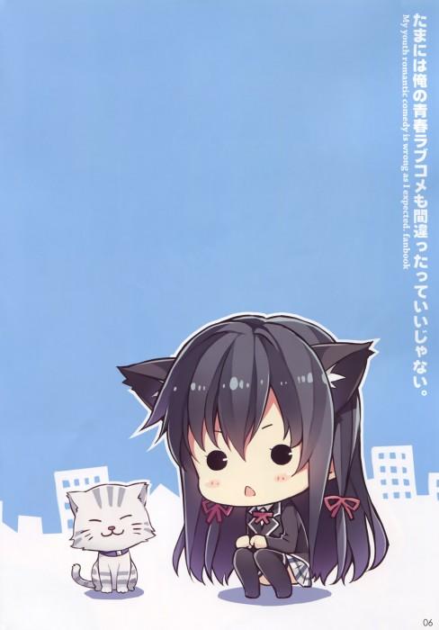 二次 エロ 萌え アニメ フェチ ラノベ やはり俺の青春ラブコメはまちがっている。 雪ノ下雪乃 はまち 俺ガイル 女子高校生 JK 黒髪 ニーソ 貧乳 毒舌 二次エロ画像 yukinoshitayukino2016010610