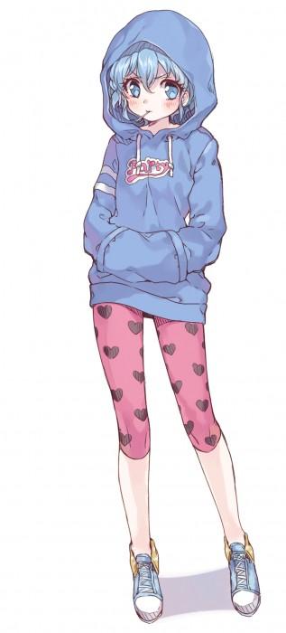 二次 エロ 萌え アニメ プリパラ レオナ・ウェスト ドロシー・ウェスト 姉弟 双子 くせっ毛 男の娘 ピンク髪 青髪 ショートカット・短髪 ドレッシングパフェ 二次エロ画像 leonawestdorothywest2016020823