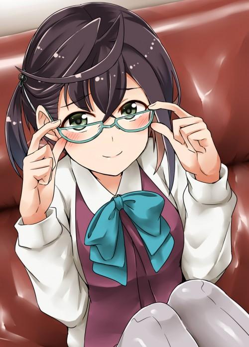 二次 エロ 萌え フェチ メガネ めがね 眼鏡 眼鏡っ娘 二次エロ画像 megane2016022904