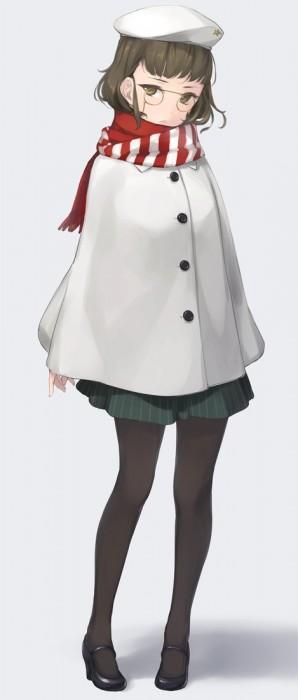 二次 エロ 萌え フェチ メガネ めがね 眼鏡 眼鏡っ娘 二次エロ画像 megane2016022946