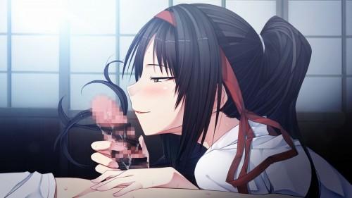 二次 エロ 萌え フェチ 髪コキ フェラチオ 手コキ 顔射 ぶっかけ ザーメン 精子 二次エロ画像 kamikoki2016043034