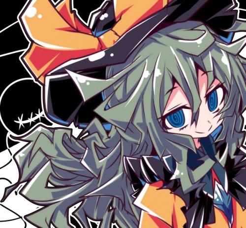 二次 エロ 萌え ゲーム 東方project 古明地こいし 緑髪 帽子 無意識を操る程度の能力 灰色の髪 グリコ 妹 二次エロ画像 komeijikoishi2016042522