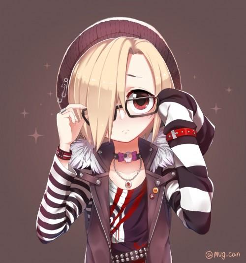 二次 エロ 萌え フェチ メガネ めがね 眼鏡 眼鏡っ娘 二次エロ画像 megane2016040532