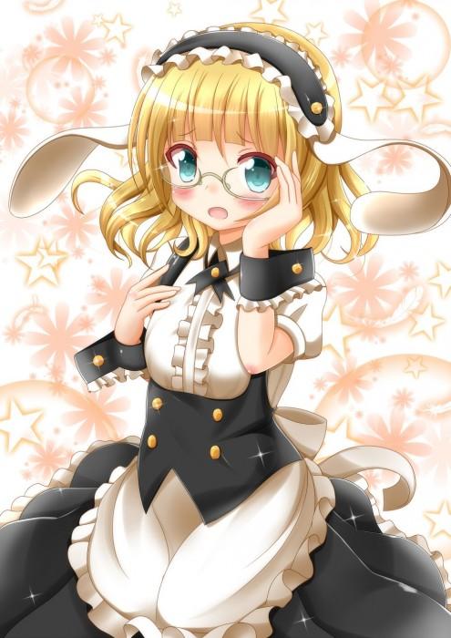 二次 エロ 萌え フェチ メガネ めがね 眼鏡 眼鏡っ娘 二次エロ画像 megane2016040546