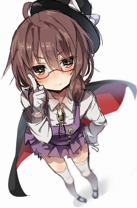 二次 エロ 萌え フェチ メガネ めがね 眼鏡 眼鏡っ娘 二次エロ画像 megane2016040548