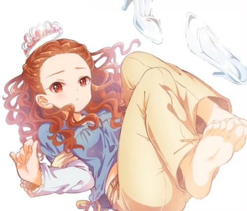 二次 エロ フェチ 萌え 足裏 生足 パンスト タイツ 靴下 ソックス 脚 爪先 つま先 二次エロ画像 ashiura2016052113