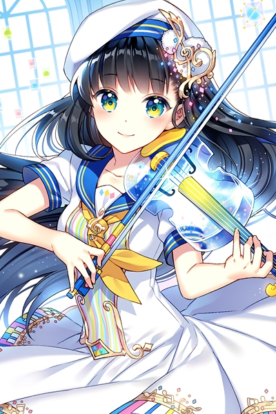 二次 非エロ 萌え 楽器 ヘッドフォン ギター 管楽器 弦楽器 笛 ピアノ ヴァイオリン ドラム 美少女風景 二次非エロ画像 gakki10020160527069
